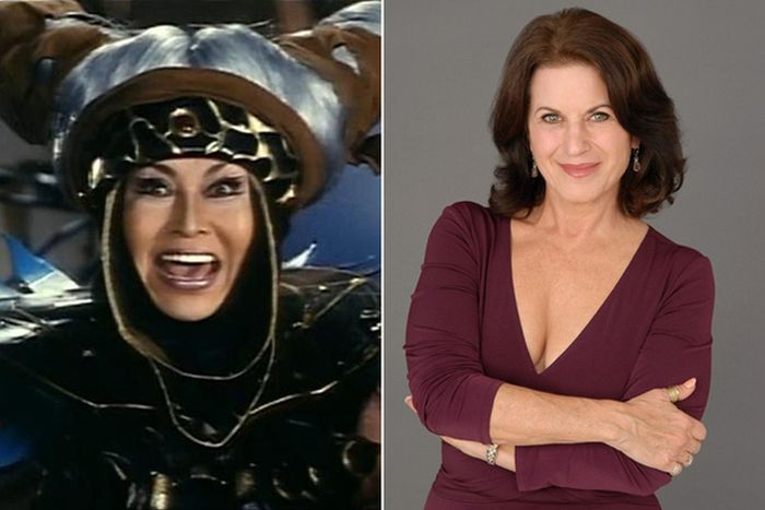 Power Rangers Then and Now (8 pics)