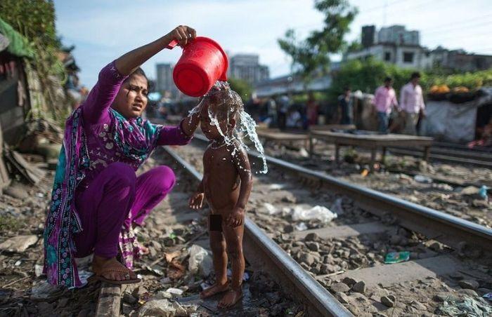 Life on the Tracks (30 pics)