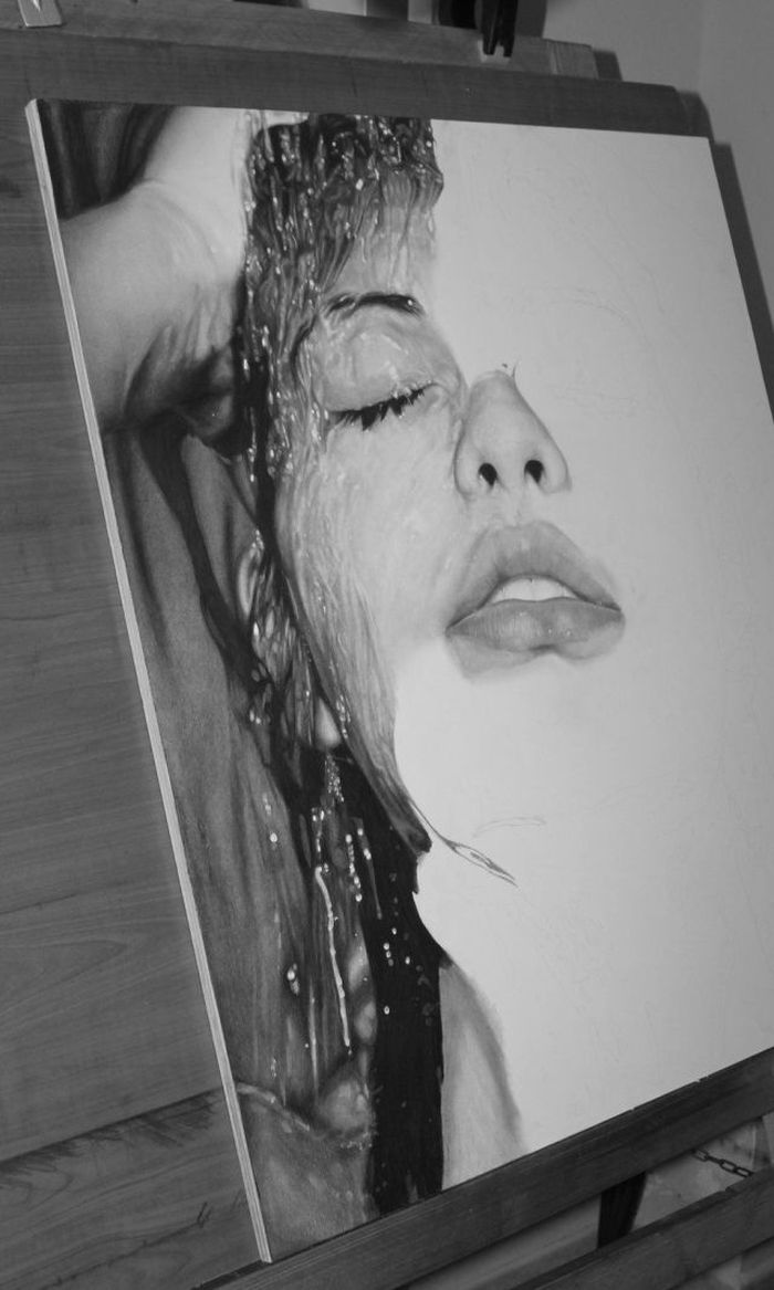 Photorealistic Painting (6 pics)