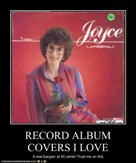 Bizarre Record Album Covers (23 pics)