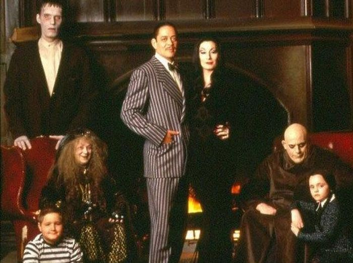 The Addams Family Then and Now (17 pics)