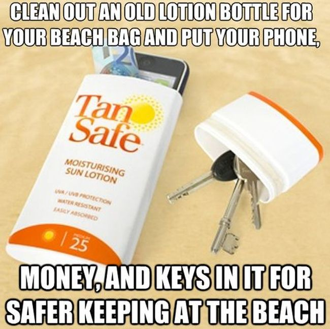 Life Hacks in Pictures (97 pics)