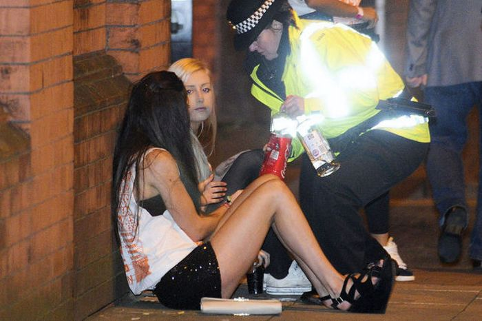 Manchester Students Dressed as Pimps and Hoes (39 pics)