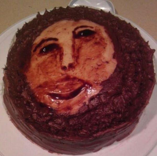 Sarcastic Cakes (20 pics)