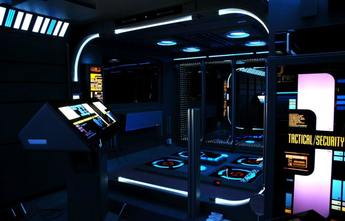 Star Trek Themed House (16 pics)