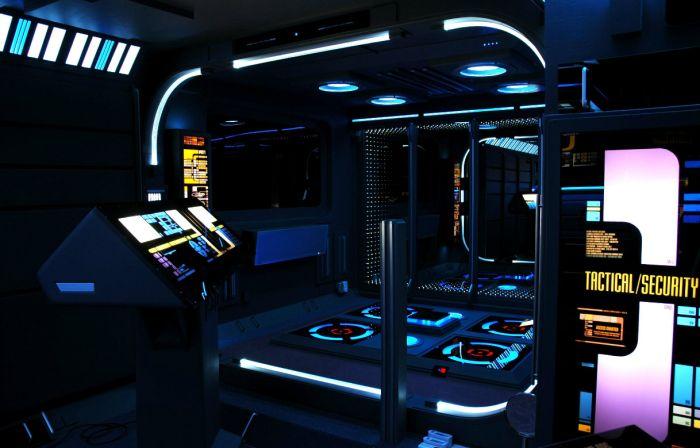 Star Trek Themed House (16 pics)