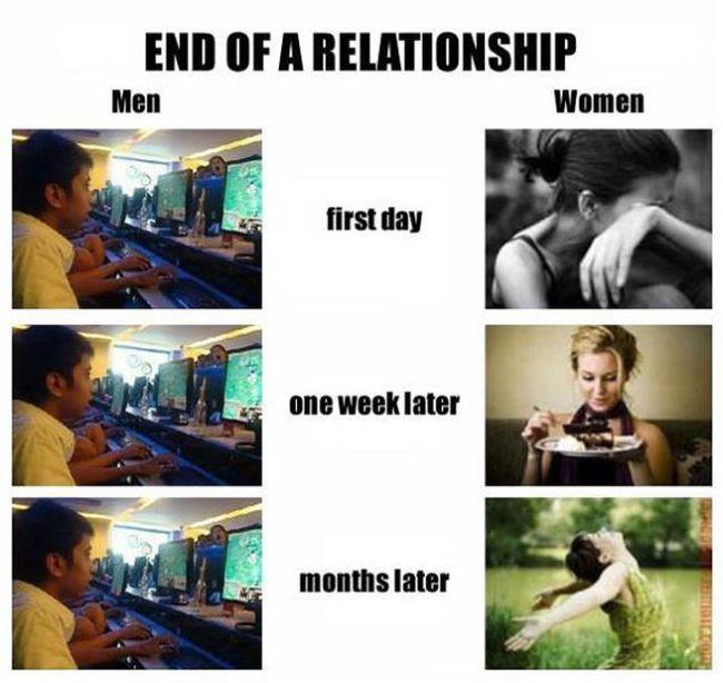 Men vs Women (14 pics)
