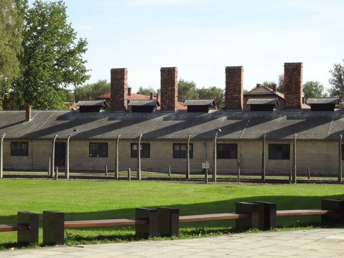 Auschwitz Concentration Camp (40 pics)
