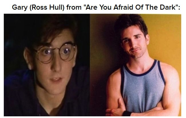 Childhood Crushes Then And Now (32 pics)
