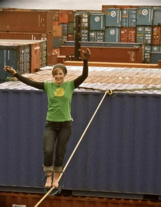 Faith Dickey, the Bravest Girl in the World (32 pics)