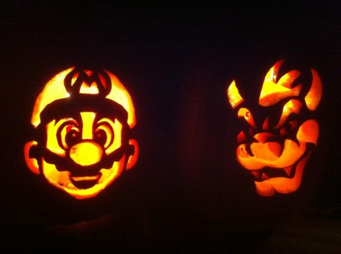 Pumpkins Carving (55 pics)