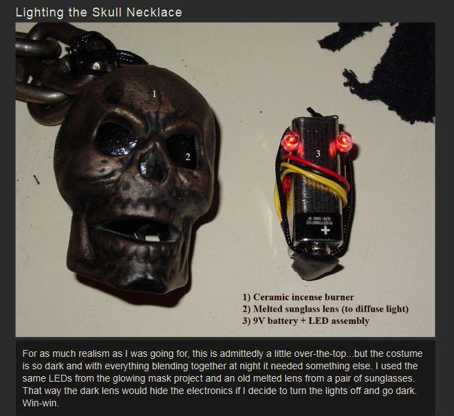 DIY Grim Reaper Costume (16 pics)