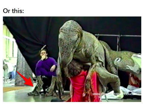 """The """"Jurassic Park"""" Raptors Explained (18 pics)"""