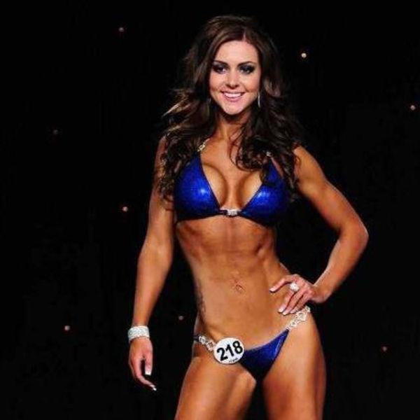 Female Body Building Champion Melissa Haywood (22 pics)