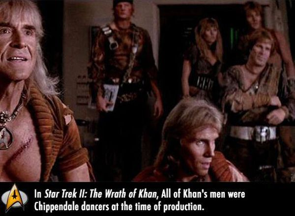Star Trek Facts (20 pics)