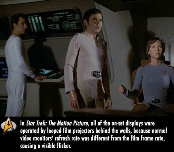 Star Trek Facts (20 pics)