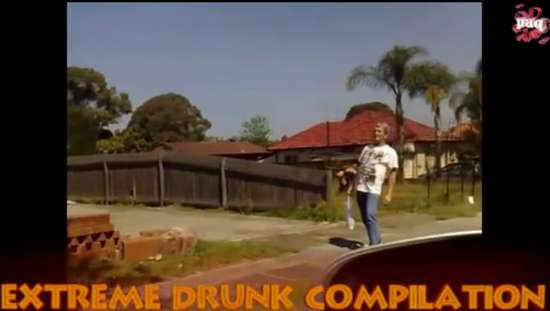 Hilarious Compilation of Extremely Drunk People
