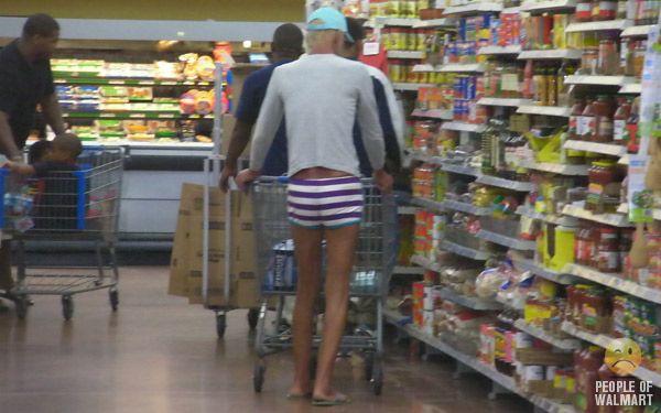 People of WalMart. Part 18 (55 pics)