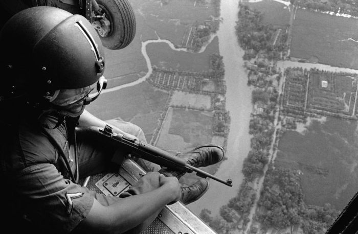 The Vietnam War (36 pics)
