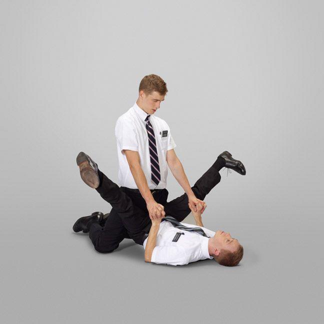 Mormon Missionary Positions (20 pics)