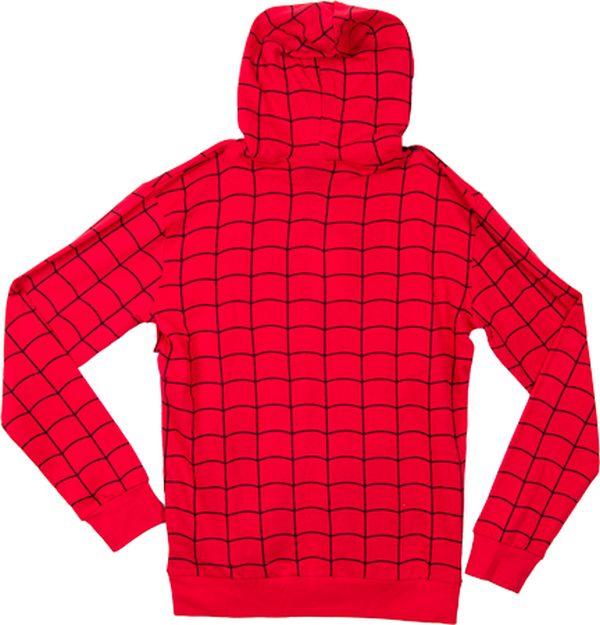 Spider-Man Costume Hoodie (5 pics)