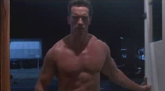 If Terminator Would Come into The Wrong Bar