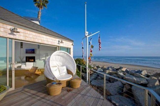 Beautiful Beach Houses (34 pics)
