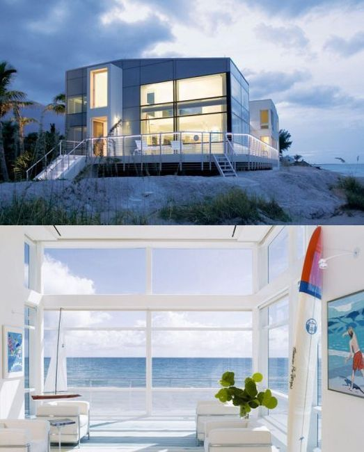 Beautiful Beach Houses (34 pics)