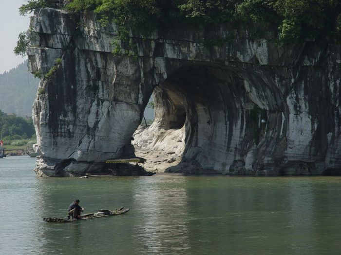 Elephant Rock in China (18 pics)