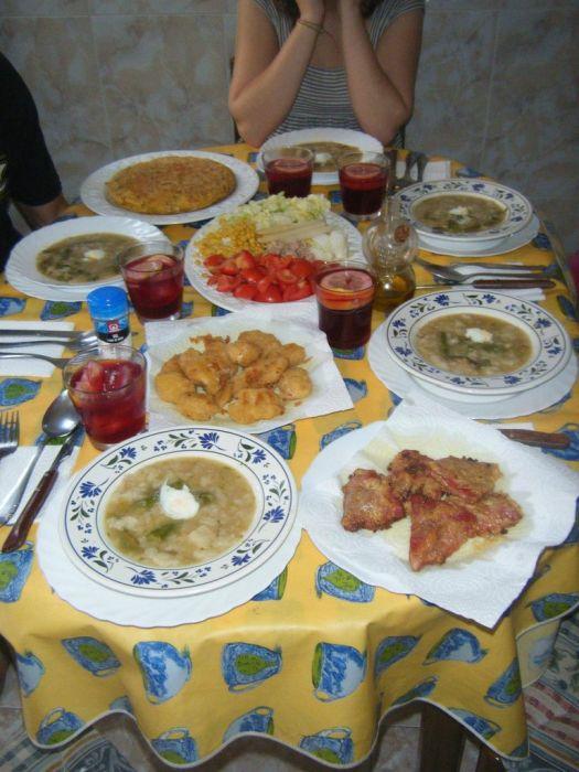 Food Around the World (50 pics)