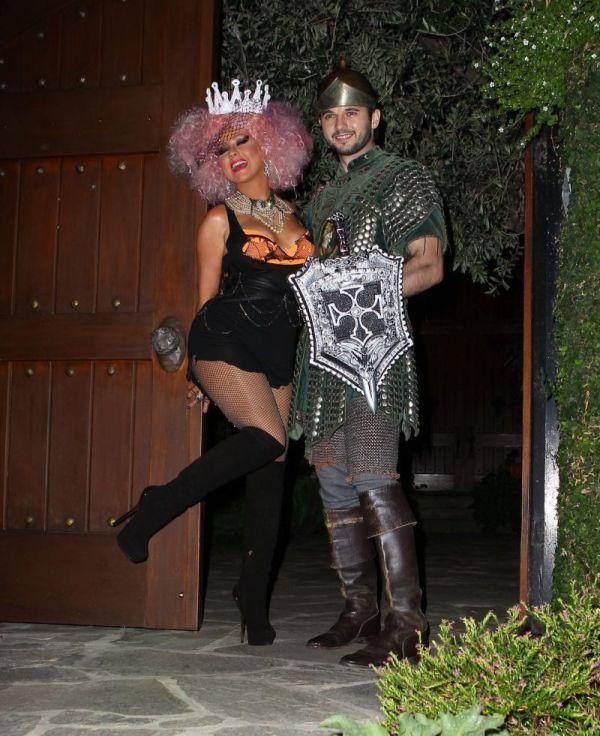 Celeb Halloween (20 pics)