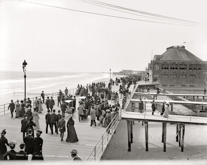 Tribute to the Atlantic City Boardwalk (37 pics)