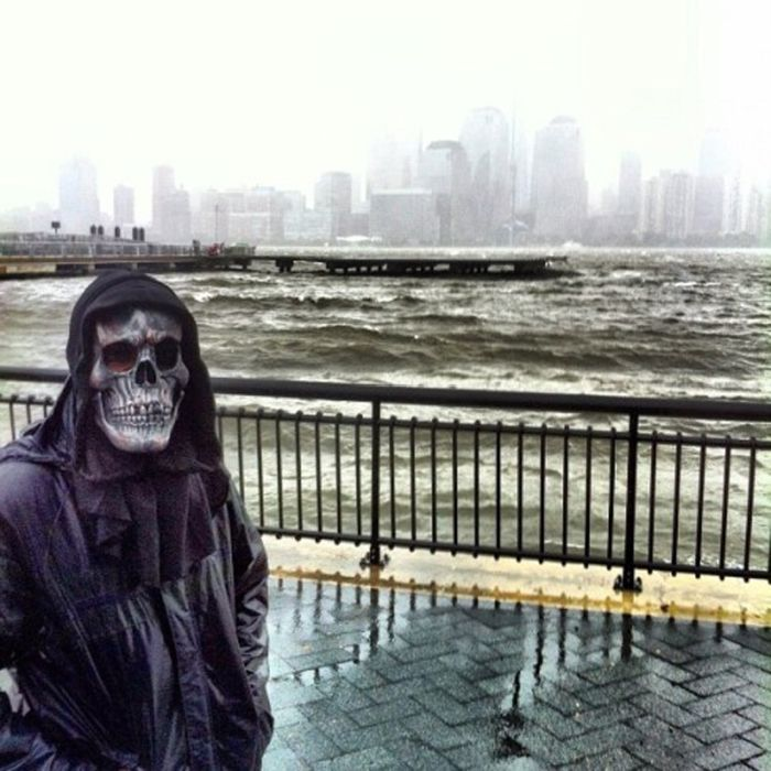 Hurricane Sandy in Photos (173 pics)