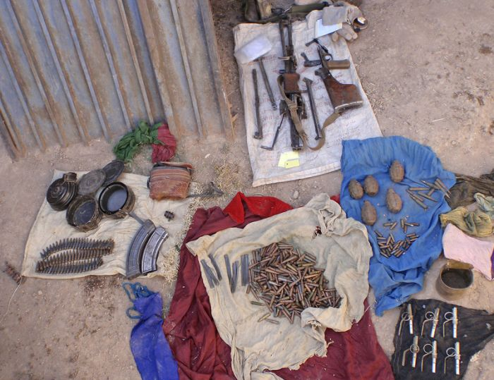 Weapons of Taliban (28 pics)