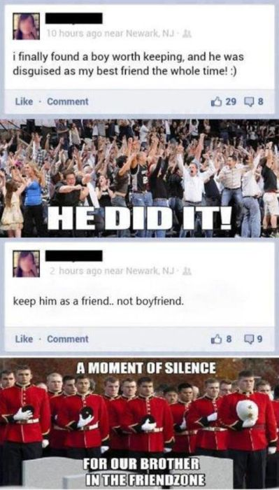 Forever Alone. Part 3 (50 pics)