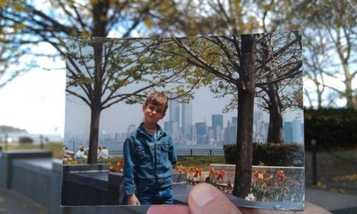 Photos Meet Reality (70 pics)