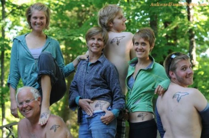 Awkward Family Photos (40 pics)