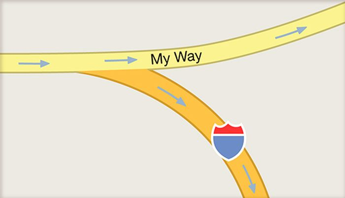 Clever Google Maps Illustrations (22 pics)