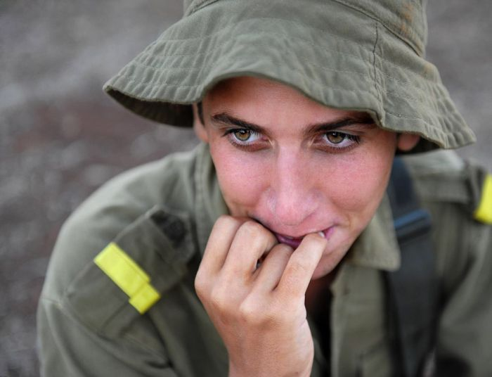 IDF - Israel Defense Forces (54 pics)