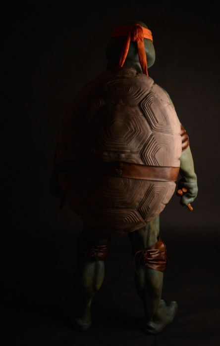 Awesome TMNT Costume (114 pics)