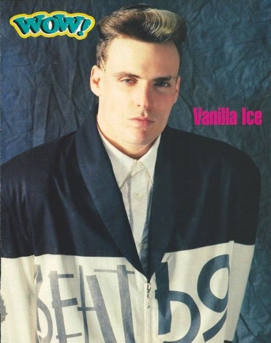 Vanilla Ice (45 pics)