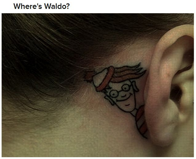 Awesome Nerd Tattoos (14 pics)