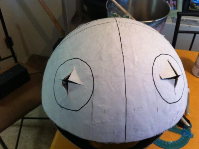 Deadmau5 Head Halloween Costume (51 pics)
