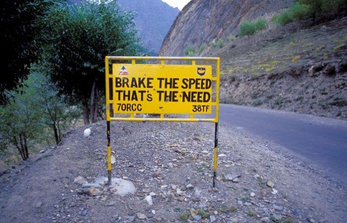 Leh–Manali Highway (14 pics)