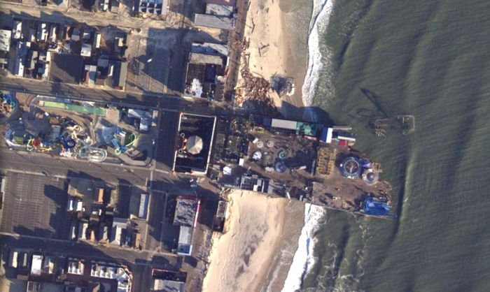 Before and After Sandy Images (32 pics)