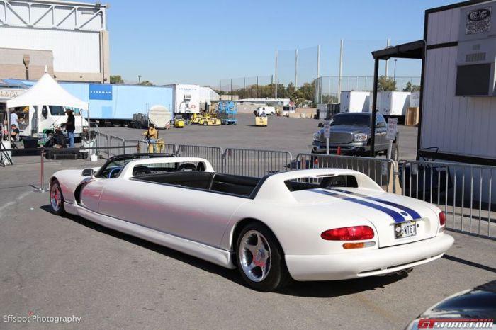 Cars of the SEMA Show. Part 2 (48 pics)