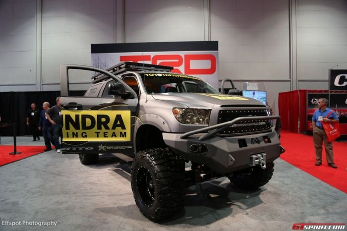 Cars of the SEMA Show. Part 2 (48 pics)