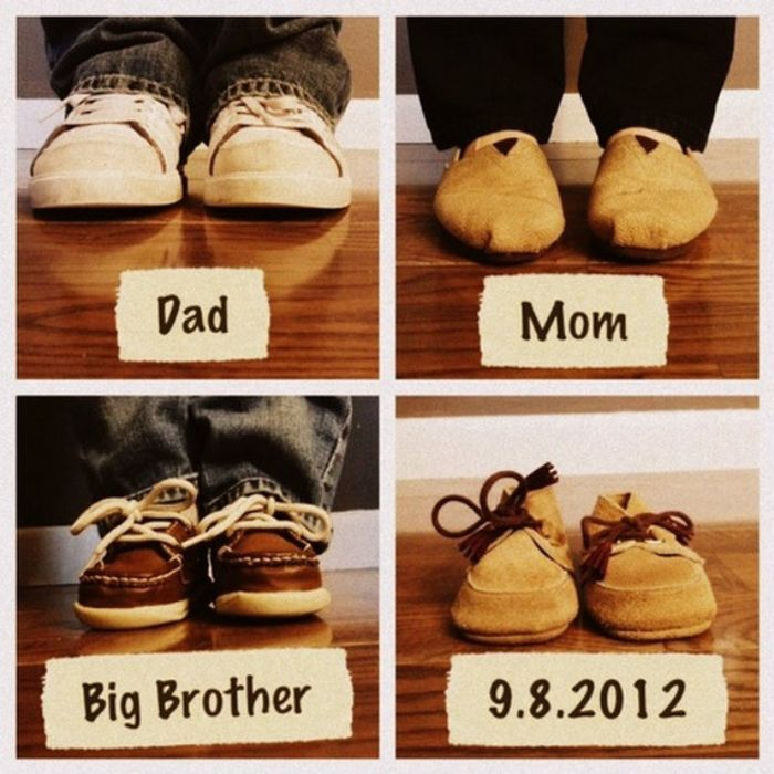 How to Tell The World You're Having A Baby (23 pics)