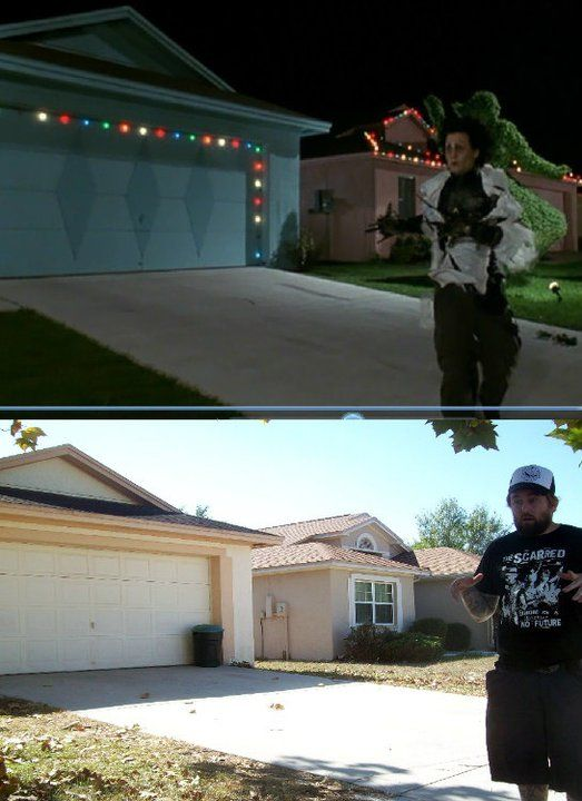 Filming Locations From Edward Scissorhands (25 pics)