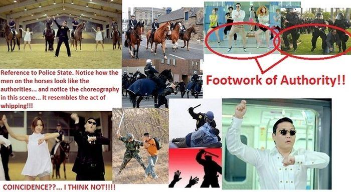 "Is ""Gangnam Style"" Really Just Illuminati Propaganda? (7 pics)"